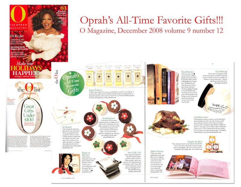 Oprah flyer