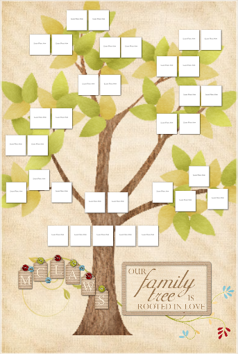 family tree your unique story